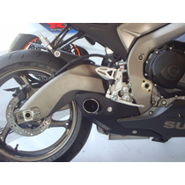 Escapamento Triumph Street Triple 675r Willy Made Firetong