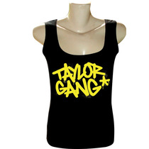 Camiseta Blusa Regata Taylor Gang Wiz Khalifa Rap Hip Hop