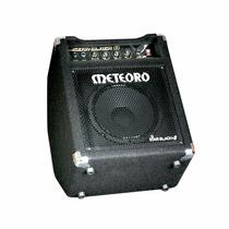 Amplificador P/ Baixo Meteoro Star Black 8 1x8 30w - 17743