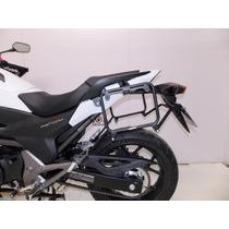 Suporte Malas Laterais Honda Nc 700/750 Chapam