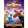 Dvd Power Rangers - Dino Trovão - Triunfo Triássico Vol. 5