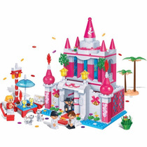 Brinquedo De Montar - Casa Da Fazenda - 390 Peças