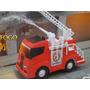 Caminhão Bombeiro Grande Com Bomba De Agua Escada Giratoria