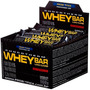 Barrinha De Proteína Whey Bar Low Carb Probiotica 24 Barras