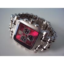 Relógio Oakley Tank Minute Machine Masculino Frete Grátis