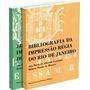 Livro Bibliografia Da Impressão Régia Do Rio De Janeiro Novo