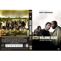 Serie The Walking Dead 6° Temporada - Frete Gratis