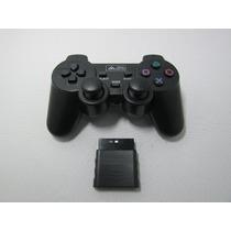 Playstation Controle Remoto Sem Fio Para Ps2