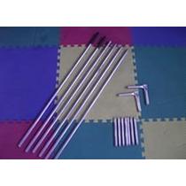 Estrutura De Aluminio P/ Tecido Tela Balões Banner Cortinado
