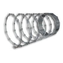 Rolo Cerca De Ouriço/concertina 45cm - Faz Até 10 Metros