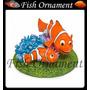 Enfeite Penn Plax Nemo E Marlin Pequeno Fish Ornament
