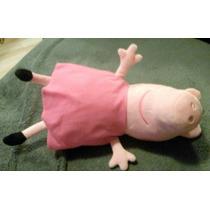 Pelúcia Vovó Peppa Pig 30cm Pronta Entrega Ty