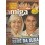 Revista Amiga 1447 De 1996 - Xuxa E Luciano Szafir