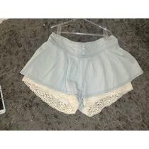 Short Jeans Marisol Tam 10 E 12