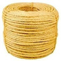 100 Mts De Corda Para Arranhador De Gato Sisal Natural 10mm