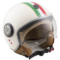 Capacete Tech3 Fashion Vintage Race Cafe