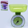 Balança De Cozinha Analógica Com Tigela Pesa Até 5 Kilo