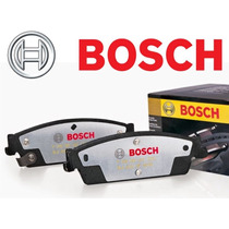 Toyota Corolla Pastilhas Dianteiras Freio Bosch Ceramica