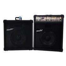Ritmus : Master Audio Smk-360 Kit De Sonorização Aparelhagem