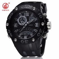 Relógio Ohsen Analogico E Digital Militar Prova D