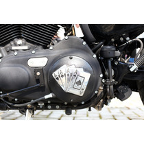 Kit - Derby E Timer Cover Harley Acessório 883 Pneu Four Ace