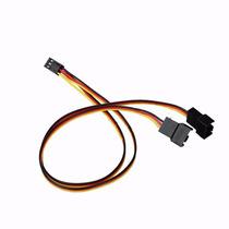 Adaptador Cabo Fan Cooler 3 Pin Splitter Frete Gratis