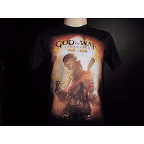 Camiseta T-shirt Camisa God Of War Ascension