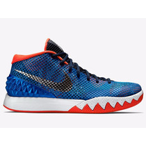 Tênis Nike Kyrie Irving 1 Nba Independece Day Usa 4th July.