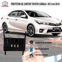 Protetor De Carter Corolla 2013 2014 2015 2016 Todos