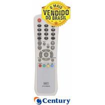 Controle Remoto - Receptor Century Dth 1900 Hd - 1ª Linha