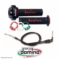 Acelerador Punho Rápido Moto Domino Modelo Xm2