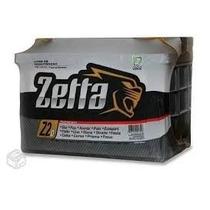 Bateria Zetta 60ah Automotiva Z2d+ Qualidade Moura