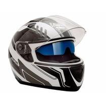 Capacete Peels Viper Street Racer Óculos Interno Fumê
