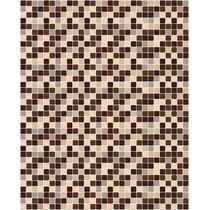 Papel De Parede Pastilhas 3,60 X 0,60