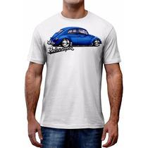 Camiseta Fusca 60 Volkswagen Carro Antigo - Asphalt