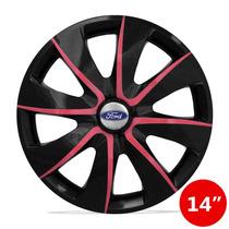 Jogo Carlota 14 Prime Pink Rosa Ford Ka Fiesta Focus Escort
