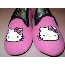 Pantufa Hello Kitty Original Sanrio - Modelo Novo! Brindes!
