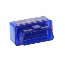 Painel Digital Scanner Veicular Injeção Obdii Bluetooth 327