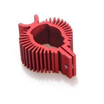 Mjx F45 V912 Dissipador De Calor Vermelha Do Motor Da Cauda