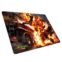 Mouse Pad Gamer Tecdrive Explosion Hand