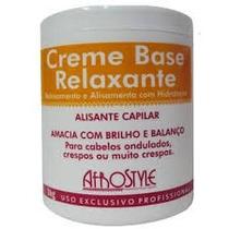 Afrostyle Creme Base Relaxante Guanidina 1000g