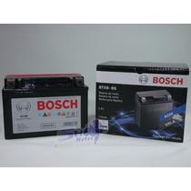 Bateria De Moto Bosch Gel Honda Vt 600 C Shadow 02 À 06 Btx8