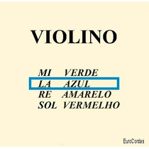 Corda La Avulsa - Mauro Calixto Violino