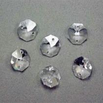 Pedras Cristal Acrílico Com Furo Vasos Aramados E Lustres.