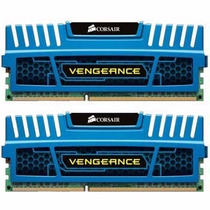 Memória Corsair Ddr3 1600mhz 8gb Dual 2x4gb Vengeance Top