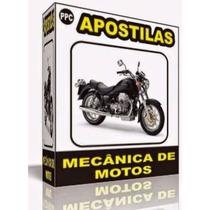 Curso Mecânica De Motos + Brindes - Frete Grátis