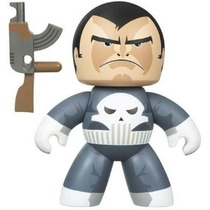 Mighty Muggs Punisher Justiceiro Hasbro Maior Que Funko Pop
