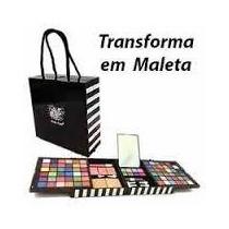 Kit De Maquiagem Ruby Rose Kit De Maquiagem Maleta.