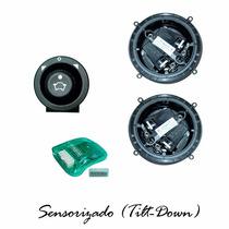 Kit Retrovisor Elétrico Sandero Tiltdown Sensorizado Rnse102