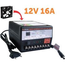 Fonte Nobreak 12v 5a 10a 16a 200w Dc Dc Cftv Wireless